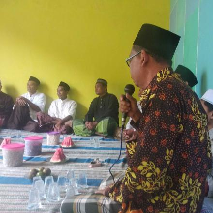 Halal Bihalal RT.O1/RW.02 Desa Gandrirojo Sedan Rembang