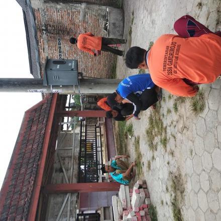 Kegiatan Bersama Jum'at Bersih