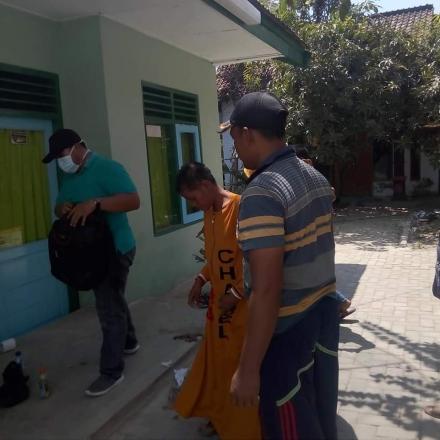 ODGJ Asal Desa Gandrirojo dirujuk ke Rumah sakit jiwa Semarang.