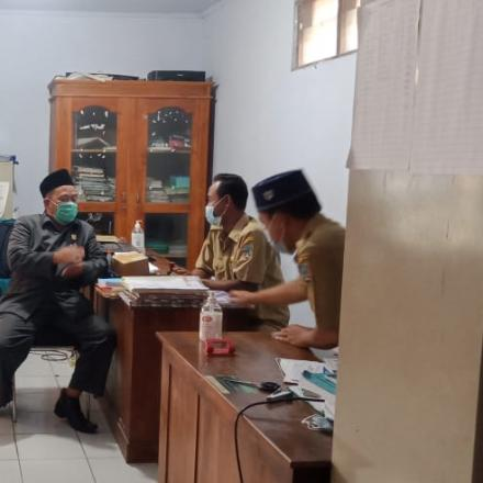 Ketua DPR Kunjungi Balai Desa Gandrirojo, Dapat Keluhan Masalah Ini