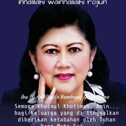 Album : Mantan ibu Negara Wafat